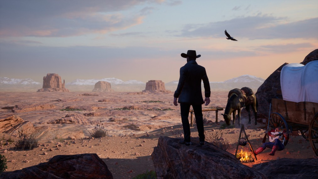 New Western Themed Game Competing With Red DeadOnline